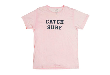 Catch Surf College Drop Out  S/S Tee - Men's