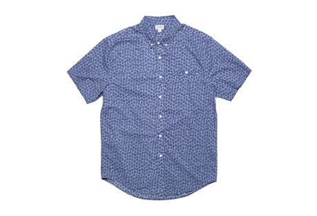Catch Surf Ned Short Sleeve Woven - Men's
