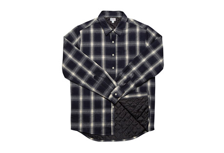 Catch Surf Deebo Lined Flannel - Men's