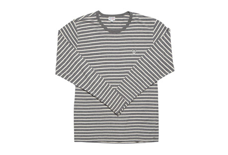 Catch Surf Ensign Long Sleeve Striped Knit - Men's