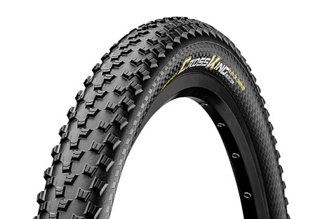 Continental Cross King 29 x 2.2 Tire Protection + Black Chili