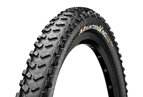 Continental Mountain King  27.5 x 2.3 Fold Protection + Black Chili