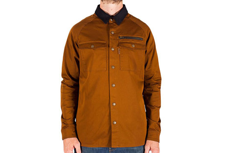 Coalatree Cultivator Shacket - Men's