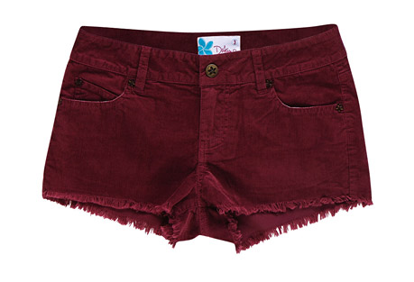 Dakine Upcountry Cut-Off Cord Short - Women's