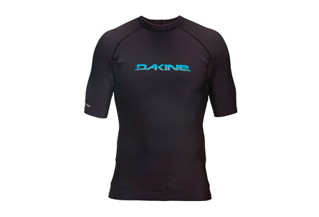 Dakine Heavy Duty Snug Fit Short Sleeve Rashguard - Men's