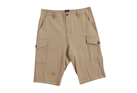 De Marchi Cargo Slim Shorts - Men's