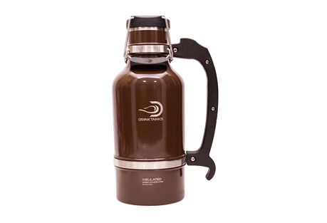 DrinkTanks Insulated Growler - 64oz