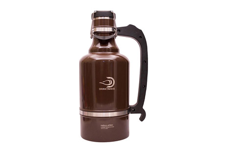 DrinkTanks Insulated Growler - 128oz