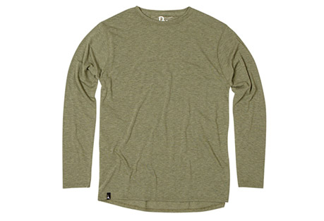 Duckworth Vapor Long Sleeve Crew - Men's