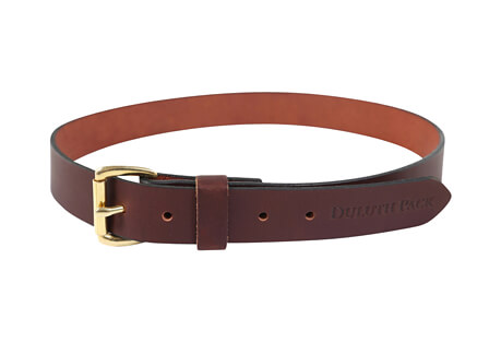 Duluth Pack Leather Belt 1.25