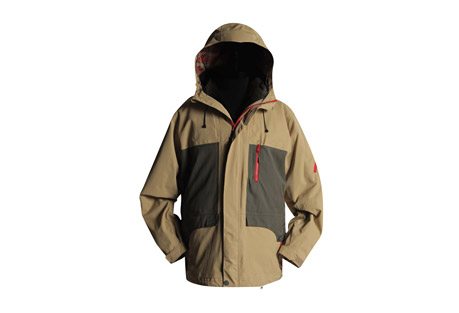 Eira Timber Shell Jacket - Men's
