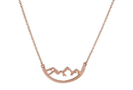 Endure Jewelry Co. Happy Trails Necklace