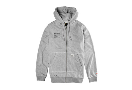 Emerica Burress Zip Up - Men's