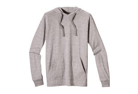 Econscious Heathered Jersey Pullover Hoody