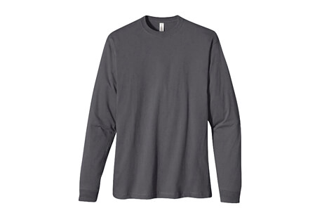 Econscious Classic Washed LS Tee - Men's
