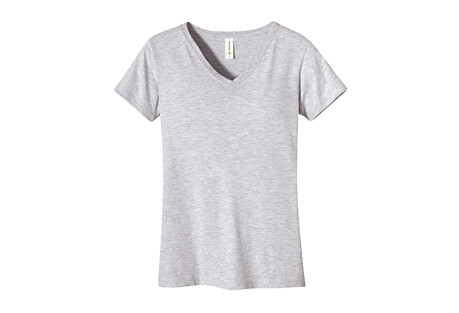 Econscious Fashion V-Neck Tee - Women's