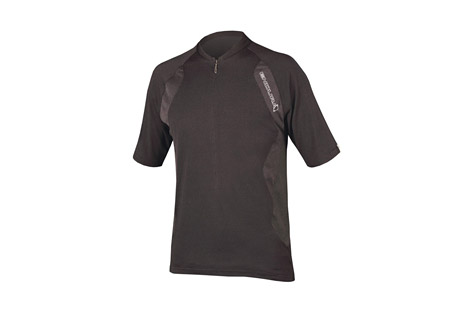 Endura Singletrack Lite Short Sleeve Jersey - Men's