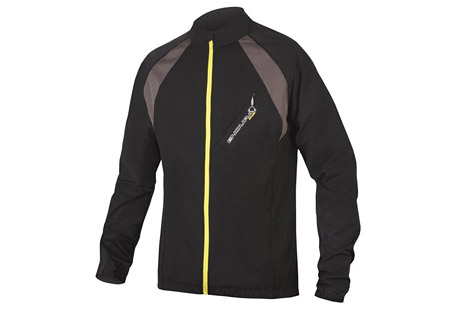 Endura MT500 Full Zip II Long Sleeve Jersey Full Zip - Men's