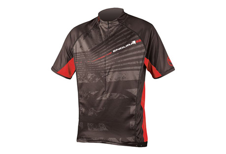 Endura Hummvee Ray Short Sleeve Jersey - Men's