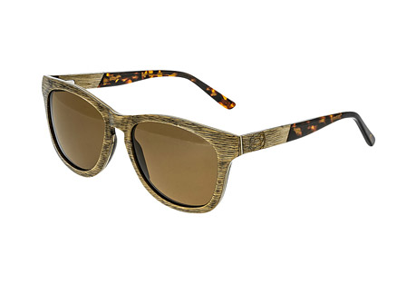 Earth Wood Cove Polarized Sunglasses