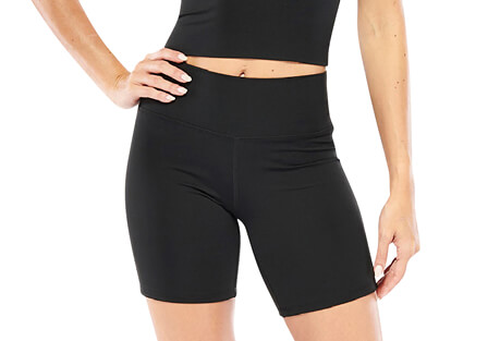 Electric Yoga Gym Shorts - Women's