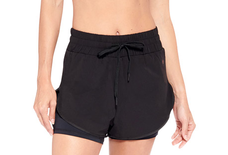 Electric Yoga Double Up Ellie Shorts - Women's