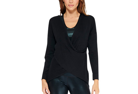 Electric Yoga Zoe Criss Cross Sweater - Women's