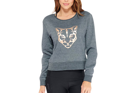 Electric Yoga Kendall Panther Sweater - Women's