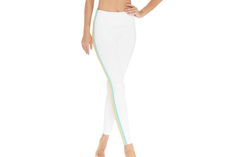 Electric Yoga Elliot Rainbow Stripe Legging - Women's