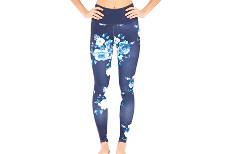Electric Yoga Vera Flower Legging - Women's