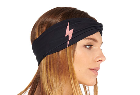 Electric Yoga Bolt Headband