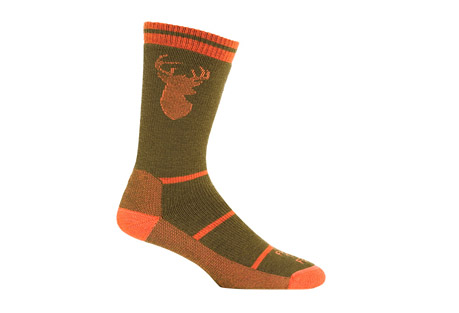 Farm to Feet Englewood Stag Mid-Weight Crew Socks