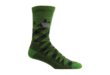 Farm to Feet Franklin Camp Crew Everyday Socks