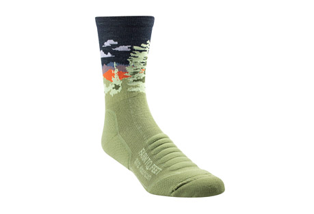 Farm to Feet Cascade Locks 3/4 Crew Socks