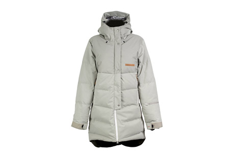 Faction Earhart Puffer Jacket - Women's