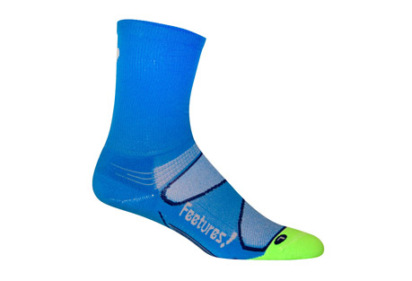 Feetures! Elite Light Cushion Mini Crew Socks