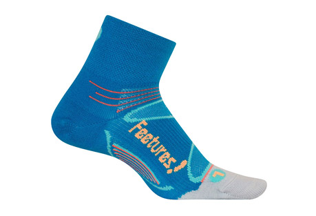 Feetures! Merino+ Ultra Light Quarter Socks