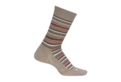 Feetures! Ultra Light Santa Fe Crew Socks - Women's