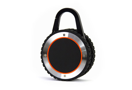 FRESHeTECH All-Terrain Sound Bluetooth Speaker
