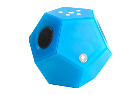 FRESHeTECH Audio Puzzle Bluetooth Speaker