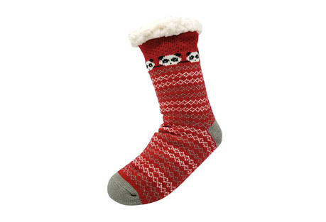 GaaHuu Panda Slippper Socks - Women's