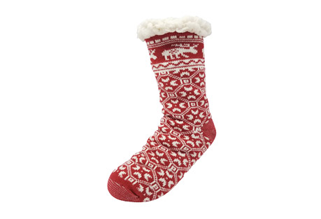 GaaHuu Moose Slippper Socks - Women's