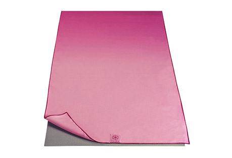 Gaiam Hot Yoga Mat Towel
