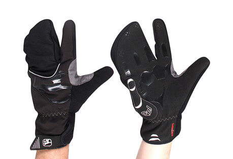 Giordana Sotto Zero Lobster Gloves
