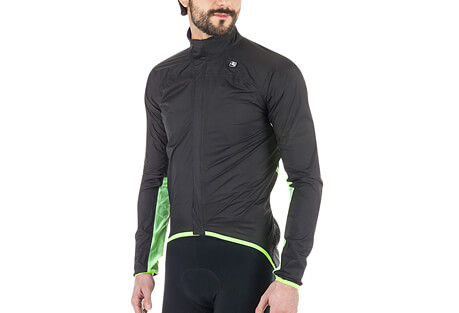 Giordana NS Compactable Storm Rain Jacket - Men's