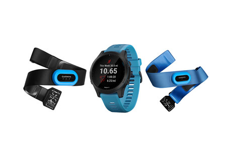 Garmin Forerunner 945 Tri-Bundle Watch
