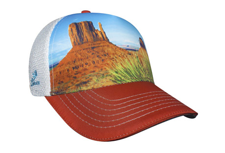 Headsweats Monument Valley 5-Panel Trucker Hat