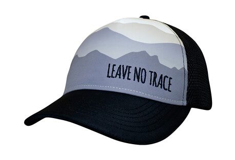 4b855f86 Headsweats Leave no Trace Trucker Hat | The Clymb