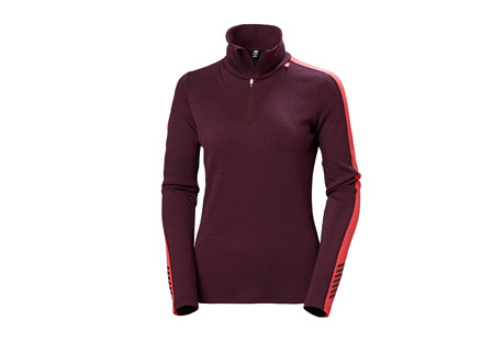 Helly Hansen Lifa Merino Heavyweight 1/2 Zip - Women's