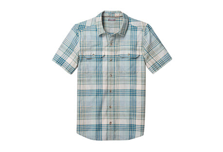 Toad & Co. Hookline Short Sleeve Shirt - Men's